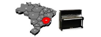 pianos minas gerais pianos mg